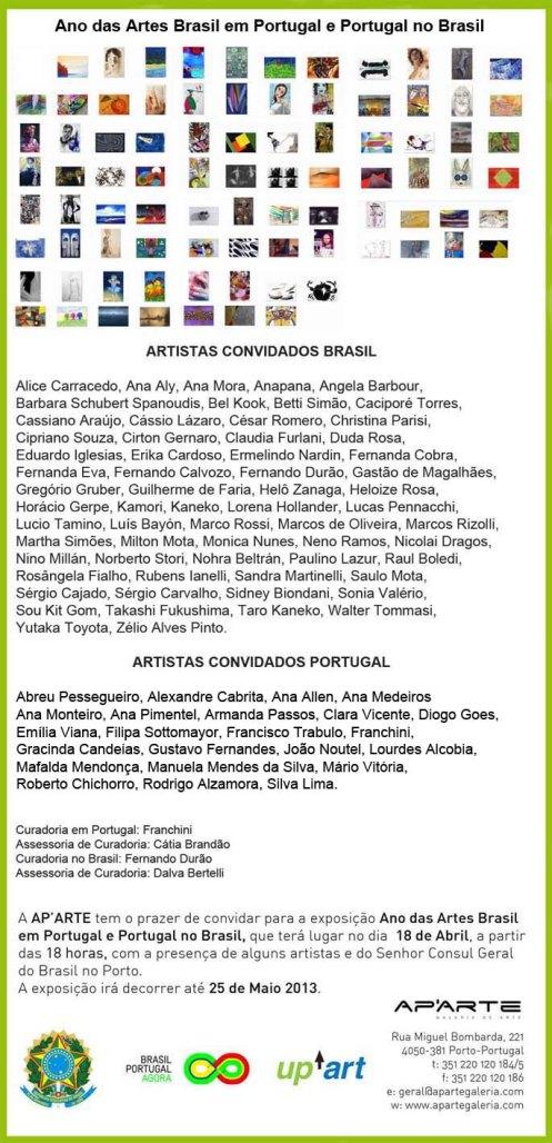 Ano das Artes Portugal
